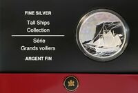 2006 Canada $20 Tall Ships Ketch Silver Proof  Holographic in Original Package