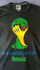 2014 FIFA World Cup Brasil, T Shirt, Adidas XL, Good Condition