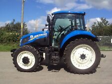 New Holland T5.95 / T5.105 / T5.115 Tractors - Workshop/Repair Manual