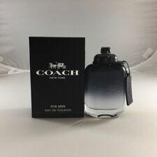 Coach New York Men's Cologne - 3.3 / 3.4 oz / 100 ml EDT Spray New In Box