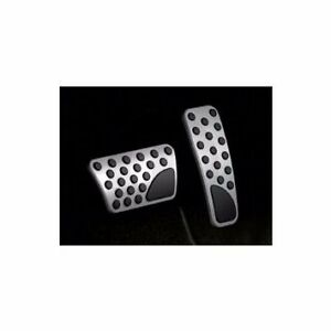 2010-2018 Ram 1500-2500-3500  Mopar Stainless Steel Pedal Covers