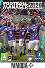 Football Manager 2020 Juego- Steam PC Código digital Simulación UE/ES