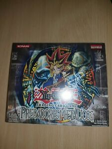 Yugioh Metal Raiders 1st Edition SEALED Booster Box Portuguese