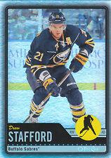 12-13 O-Pee-Chee Drew Stafford Black Rainbow /100
