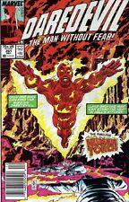 Daredevil #261 Near Mint (Vol 1 1963) Human Torch App