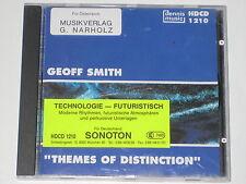 CD/DENNIS MUSIC LIBRARY HDCD 1210/GEOFF SMITH/THEMES OF DISTINCTION