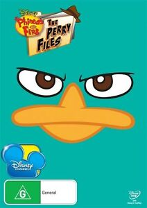 Phineas And Ferb - The Perry Files (DVD)
