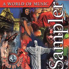 World of Music Sampler by Various Artists (CD, 2000)