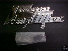 FARMALL Torque Amplifier emblem 300, 350, 400, 450
