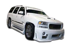 00-06 GMC Yukon Platinum Duraflex Full Body Kit!!! 111119