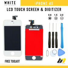 For Apple iPhone 4S White Replacement LCD Touch Screen Digitizer Display