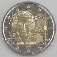 2 Euro Italien 2020 Maria Montessori unz.