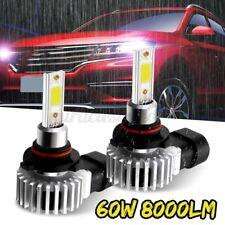 2x H4 H1 H3 H7 H11 Car LED Conversion Headlights Fog Lamp Replace Halogen Bulbs