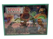 New Vintage Mystic Series Two Sided Jigsaw Puzzle Critters 2 Puzzles in 1