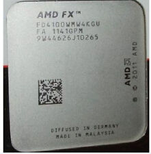Working AMD FX-Series FX 4100 3.6 GHz FD4100WMW4KGU CPU Processor Socket AM3+