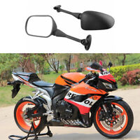 For HONDA CBR 600 RR CBR1000RR CBR 1000RR Pair Motorcycle Rearview Side Mirrors