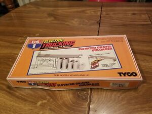 TYCO Electric Trucking US1 Elevated Gravel Unloader 3453