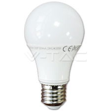 LAMPADA LAMPADINA V-TAC GT-LUX E27 LED DA 5W A 17W ANCHE DIMMERABILI GLOBO VTAC