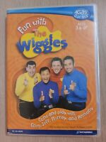 Fun With The Wiggles PC CD-ROM 2004 *RARE* VHTF