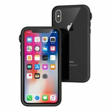 Case Catalyst impact protection Drop and Shock proof Slim for iPhone X - BLACK