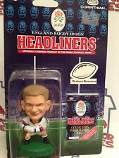CORINTHIAN HEADLINERS ENGLAND RUGBY UNION ROWNTREE SEALED IN BLISTER PACK