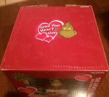 Tested Grow Your Heart 3 Sizes Gemmy Grinch Christmas Inflatable Size Is 6 Feet