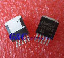 25pcs LM2576S-5.0 IC REG BUCK 5V 3A TO263-5 New Good quality T50