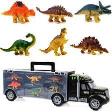 Monster Truck Dinosaur Toys - Toys Transport Carrier Jurassic Park Toys for Kids