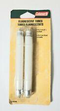 """New Coleman Fluorescent Tubes 6"""" Light Bulbs 4 Watts 15.2 cm 5342 5344 5348 5351"""