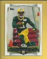 Ha Ha Clinton-Dix RC 2014 Topps Rookie Card # 332 Green Bay Packers Football NFL