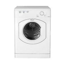 Hotpoint Aquarius TVHM80CP  Vented 8kg Tumble Dryer White
