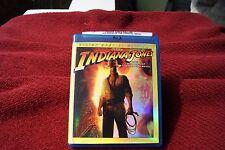 Blue Ray Indiana Jones Kingdom of the Krystal Skull (2 Disc Special Edition)