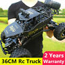4WD RC Truck Off-Road Vehicle 2.4G Remote Control Buggy Crawler Car New