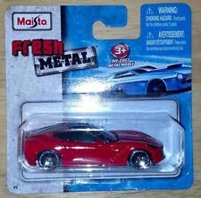 New MOC Maisto Fresh Metal 2014 Chevy Corvette C7 Stingray