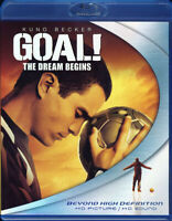 GOAL! THE DREAM BEGINS (BLU-RAY) (BLU-RAY)