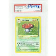 Grass PSA Pokémon Individual Cards in English