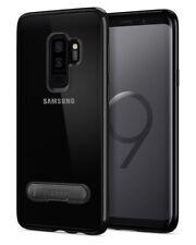 Spigen Samsung Galaxy S9 PLUS Ultra Hybrid S Hülle Case Bumper schwarz ORIGINAL