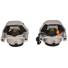 Left & Right Engine Mounts Mounting Fits Audi A6 A7 Quattro 3.0L 2012-2018
