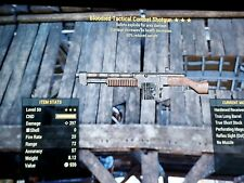 Fallout 76 Xbox One - Bloodied Combat Shotgun