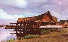 Alte Postkarte - Las Villas - Laguna del Tesoro