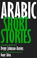 Arabic Short Stories (Literature of the Middle East), , Very Good Book