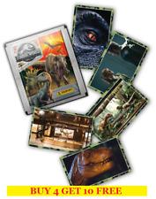Panini Jurassic World Fallen Kingdom Single Stickers (2018) Buy 4 Get 10 Free