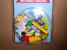 LEGO'S - MICROBUILD CHALLENGE - (NEW) CAKE