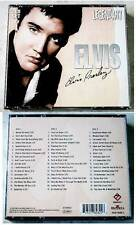 Elvis Presley - Legendary / 50 Original-Hits .. 2006 Ariola 3-CD-Box TOP