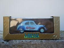 Voiture Citroen 2 cv Oceanic 1955 Limited Edition Vitesse Miniature 1/43