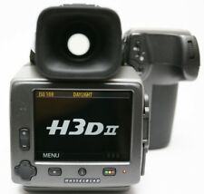 Hasselblad H3D II 22 body, digital back and lens 80, boxed.