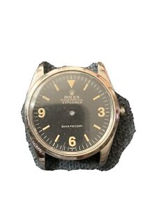 1002 Explorer 34mm  Year 1960s Case Set  For1530 /1560/ 1570  And Many Other