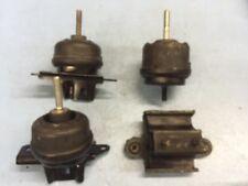 Engine & Trans Mount 4pcs set (3pcs Hydraulc) for 00-05 Pontiac Bonneville 3.8L
