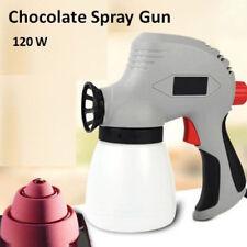 800ml Chocolate Spray Gun Art Craft Decorating Pastry Cake Sandblasting Machine