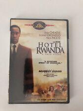 Hotel Rwanda Dvd Region 1 New Sealed